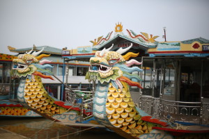 dragon-boat-trip-on-the-perfume-river-300x200 Hue Royal Tombs Tours
