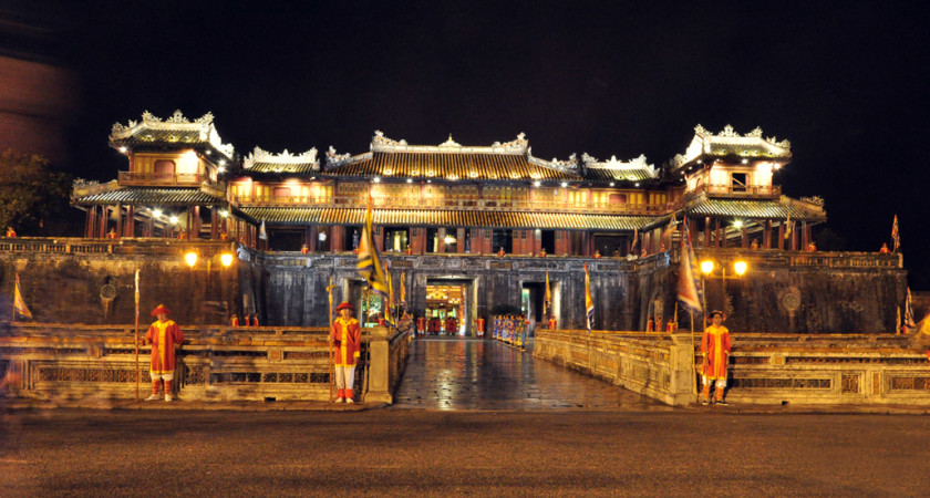 Hue city tour <div style='color:#ff0000;font-size:14px;'>  Hue daily tours - City tours</div>