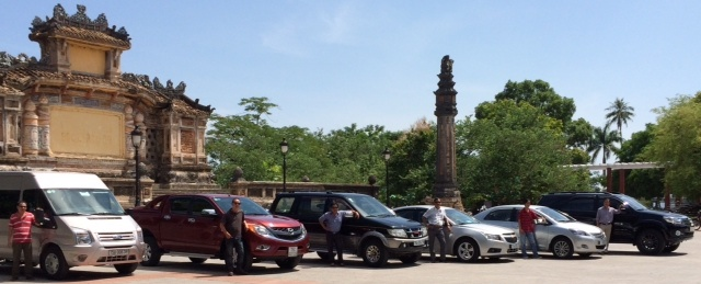 Hue to savanakhet by private car