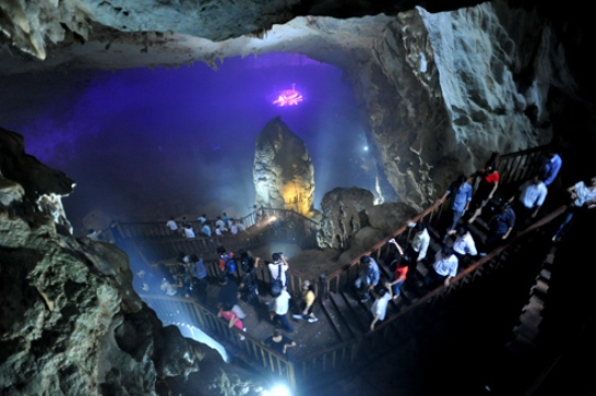 Paradise Cave – 1 Day Trip <div style='color:#ff0000;font-size:14px;'> Duration : Full day</div>