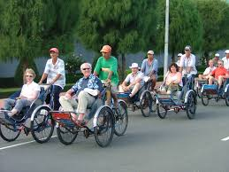 Hue Cyclo tours <div style='color:#ff0000;font-size:14px;'> Around Hue by Cyclo tours</div>