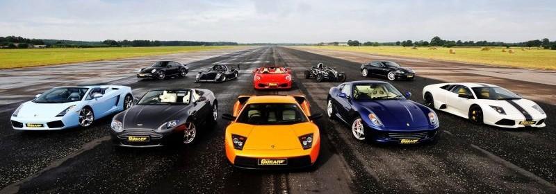 VIP cars rental