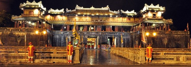 Hue royal tombs tour