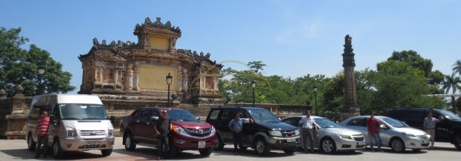 Hue private car transfers